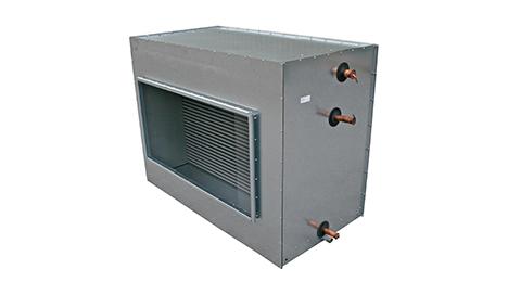 batterie de refroidissement et de chauffage dx050x060 pour la vex170 exhausto a s. Black Bedroom Furniture Sets. Home Design Ideas
